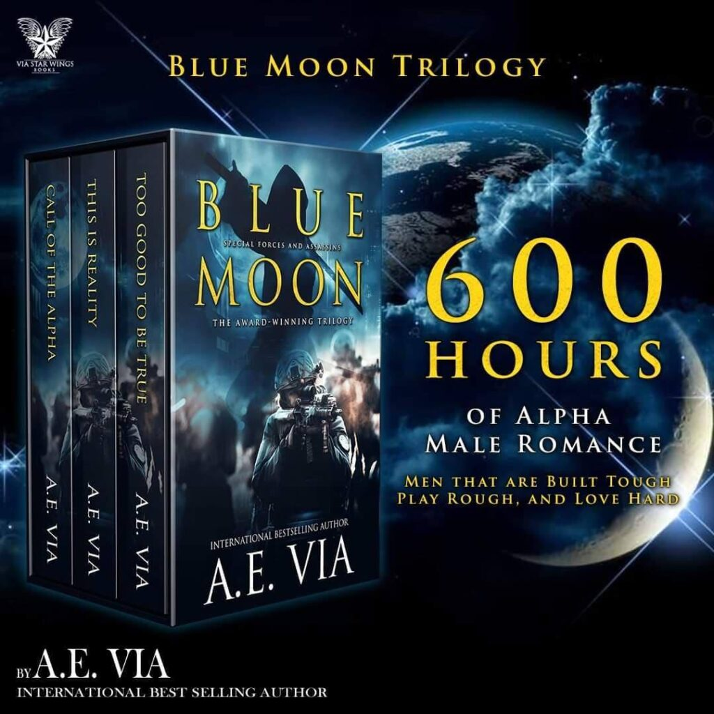 Blue Moon Trilogy Poster