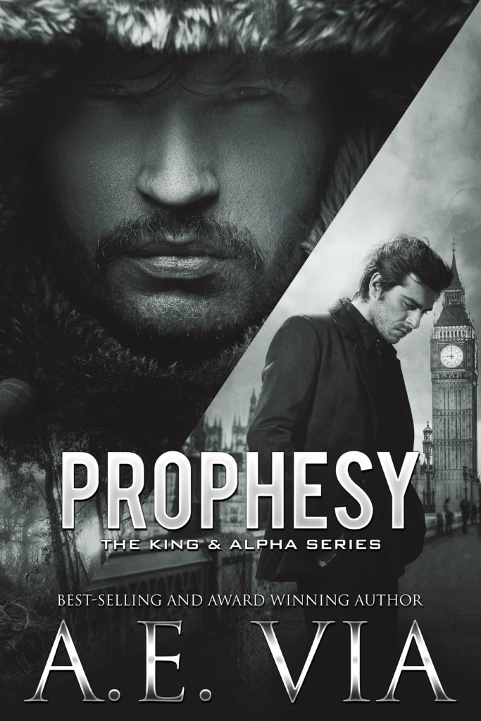 Book Cover: Prophesy
