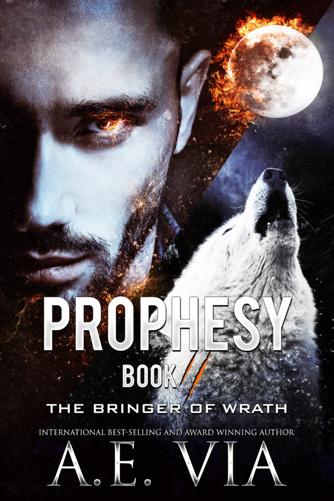 Book Cover: Prophesy: Book II The Bringer of Wrath